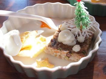 091206_PC062173_indyhouse_野菜入りハンバーグとスポンジケーキ.JPG